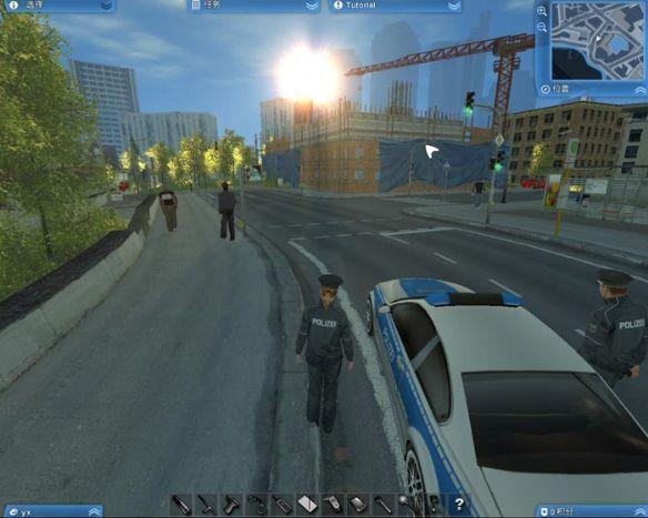 模拟警察2013截图4