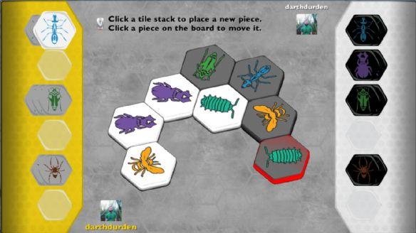 昆虫棋截图1