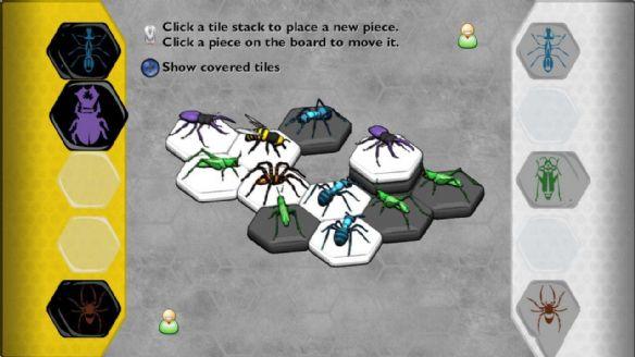 昆虫棋截图3