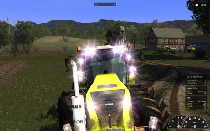 农业模拟2011黄金版截图2