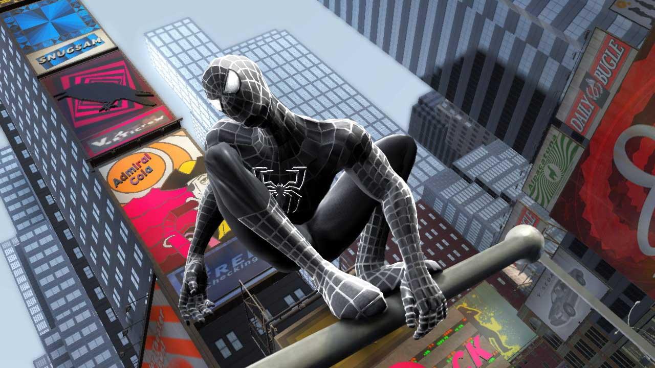 蜘蛛侠3截图3