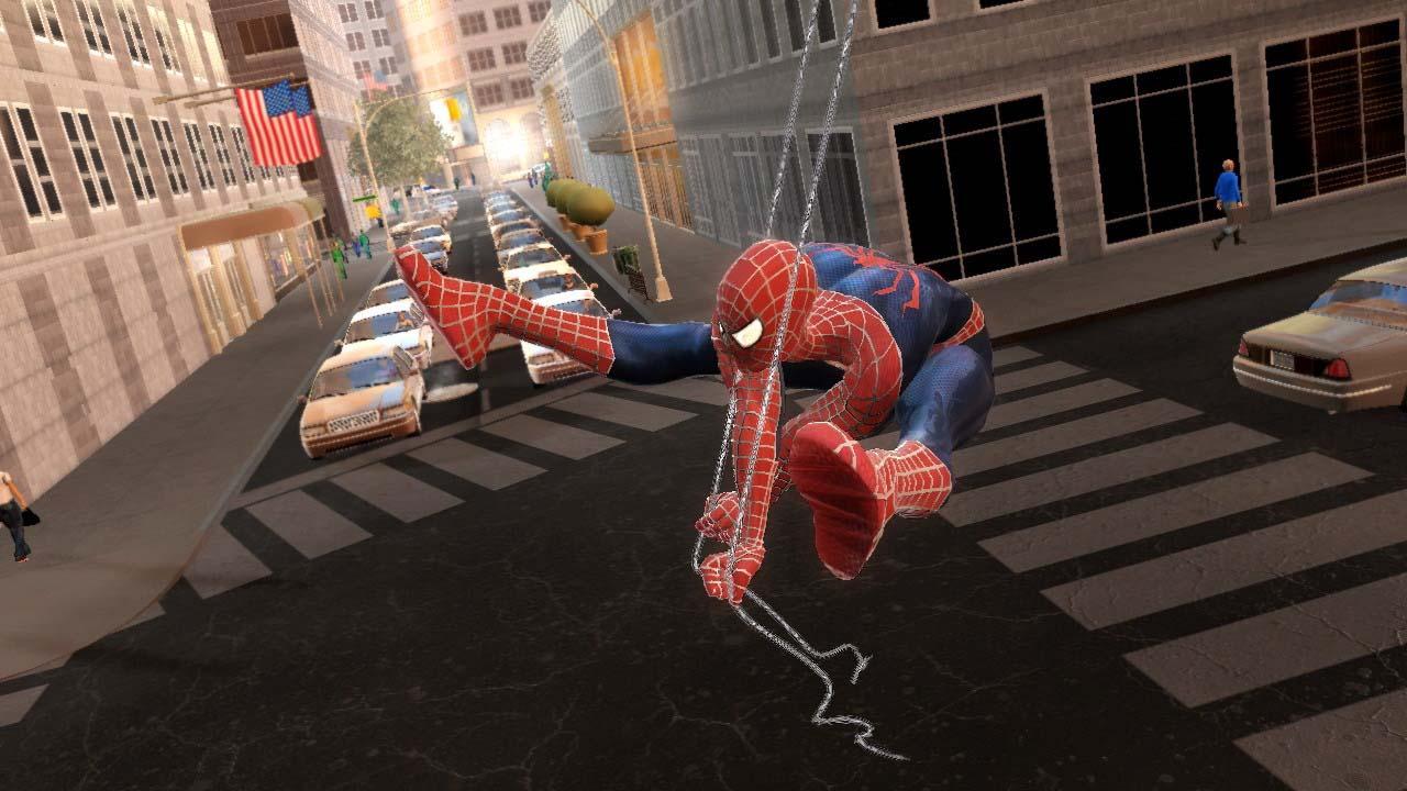 蜘蛛侠3截图1