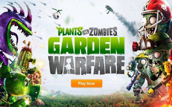 植物大战僵尸:花园战争截图2