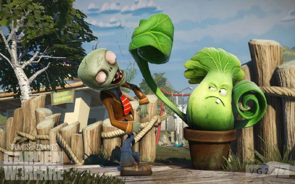植物大战僵尸:花园战争截图5