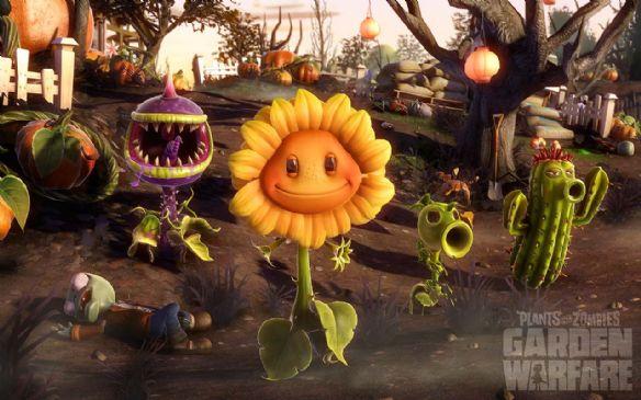 植物大战僵尸:花园战争截图4