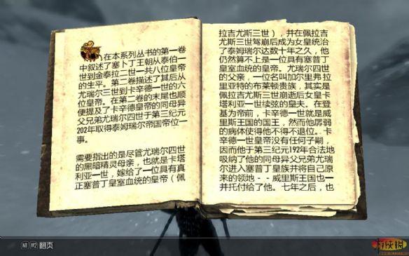 上古卷轴5:天际截图1