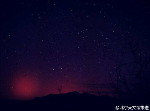 爱是一道光 nubia Z7 Max捕捉极光至美瞬间