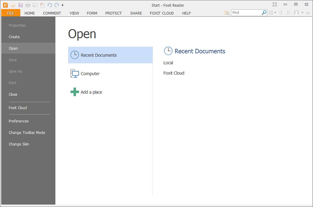 Foxit PDF Reader截图3
