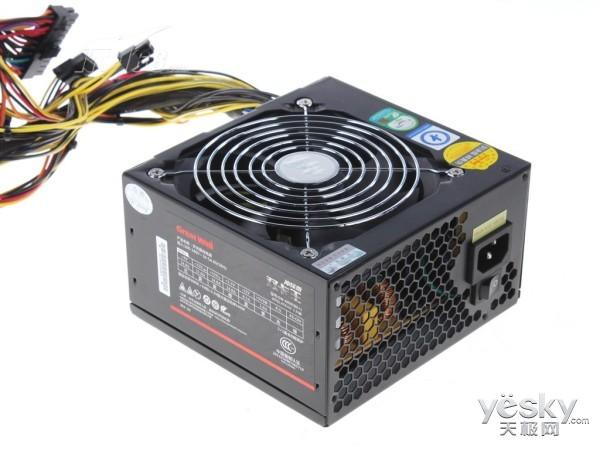 节能低噪声 长城双卡王冲锋版电源售299元