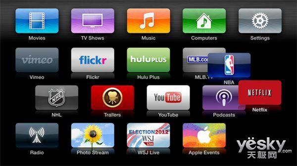 苹果新款Apple TV机顶盒或将亮相WWDC2015