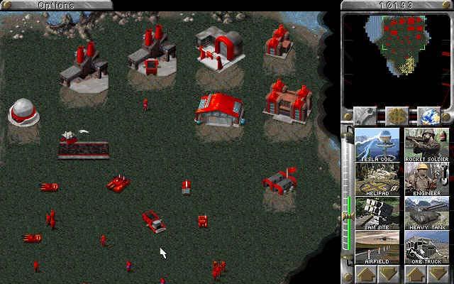 红色警戒截图2