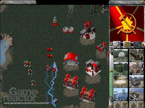 红色警戒截图3