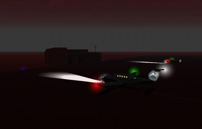 机场塔台模拟2012截图2