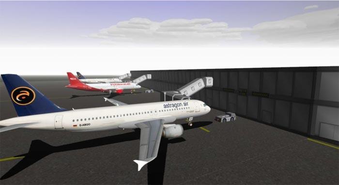 机场塔台模拟2012截图4