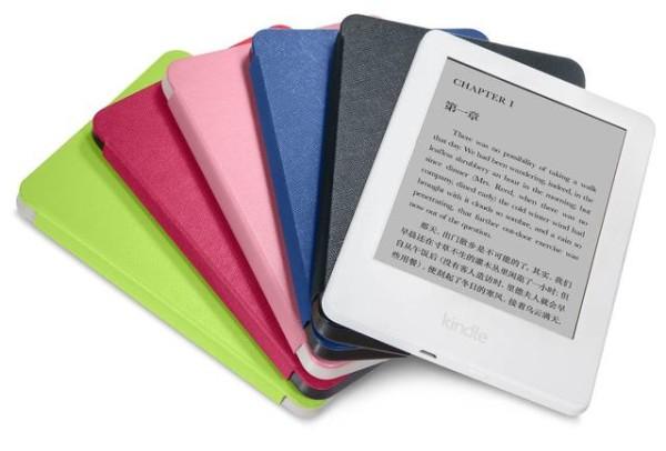 终于为了用户换壳了 亚马逊推白色版Kindle