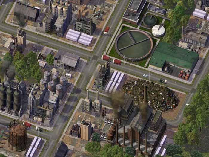 模拟城市4:福尔摩沙截图3