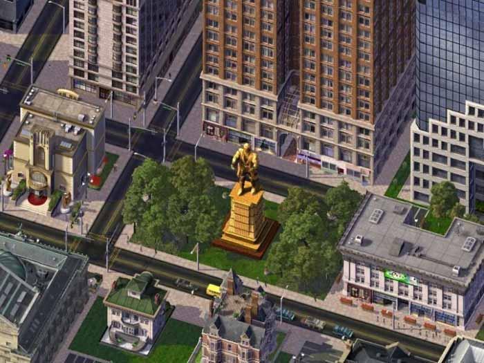 模拟城市4:福尔摩沙截图1