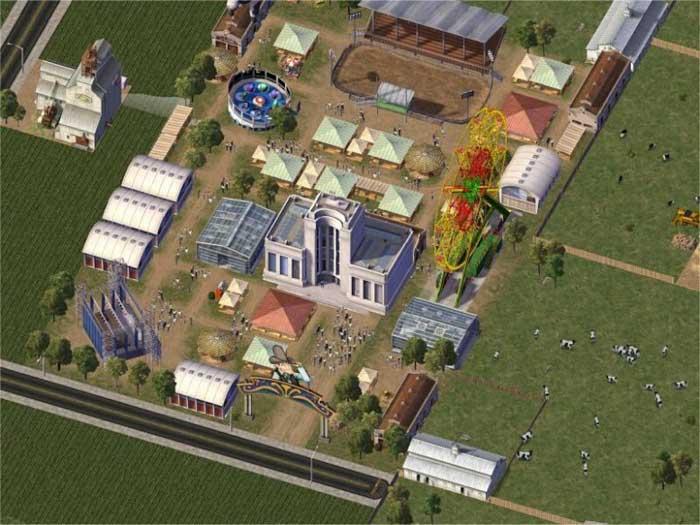 模拟城市4:福尔摩沙截图2