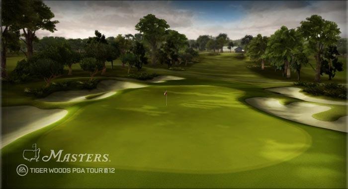 泰格伍兹高尔夫巡回赛2012:高球名人赛截图3
