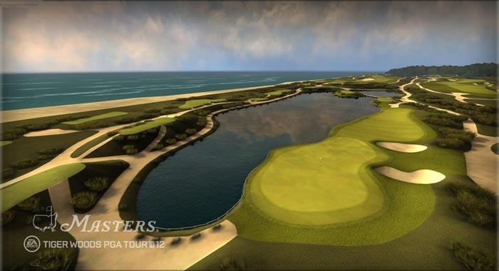 泰格伍兹高尔夫巡回赛2012:高球名人赛截图4