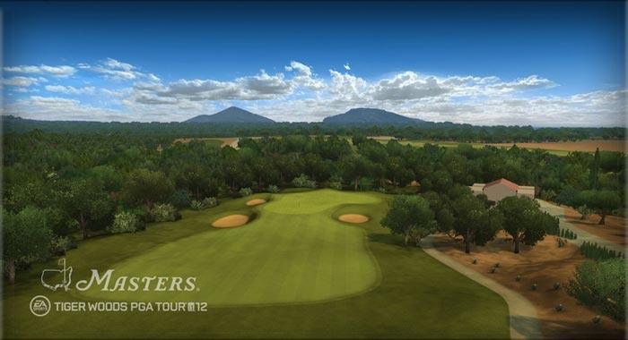 泰格伍兹高尔夫巡回赛2012:高球名人赛截图1