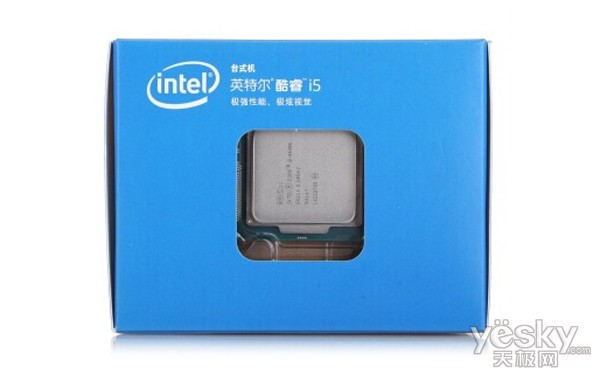 出色超频能力 酷睿i5 4690K处理器1549元