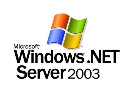 他说,任何软件都需要维护,2013年微软为windows server 2003及其r3图片