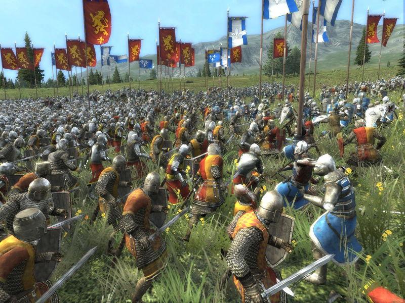 中世纪:全面战争截图1