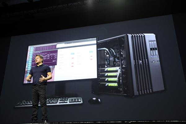 NVIDIA推三款新品 并且推动深度学习新技术