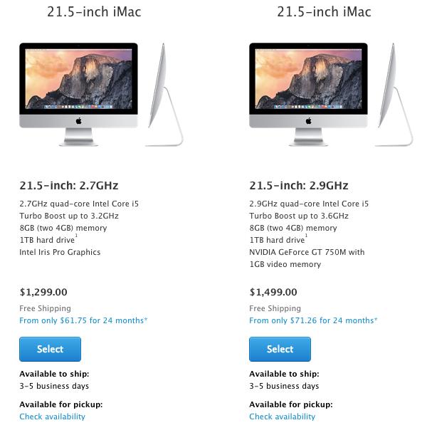 苹果Mac发货延迟 或为升级Broadwell