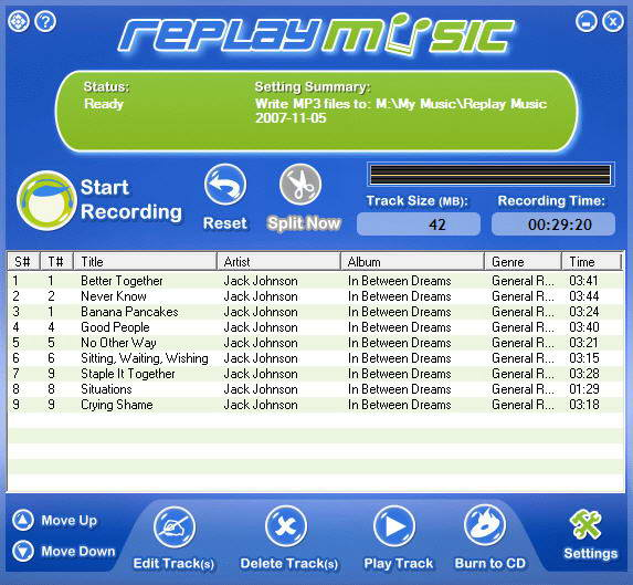 Replay Music截图1