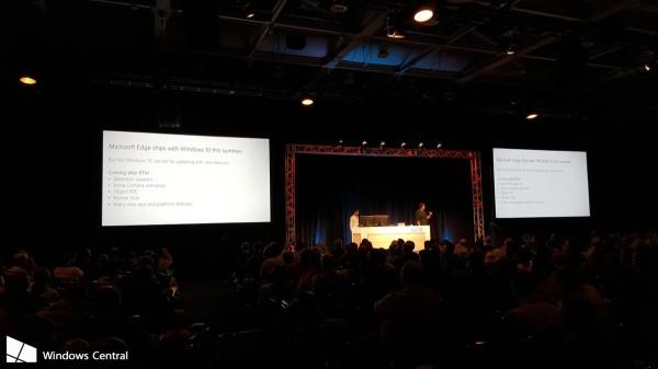 微软Edge浏览器扩展支持许等到RTM发布