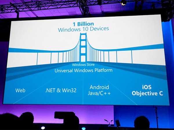 就是这么强大 Windows 10兼容各种系统移植