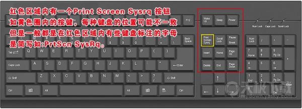电脑截屏快捷键_电脑截屏用什么快捷键
