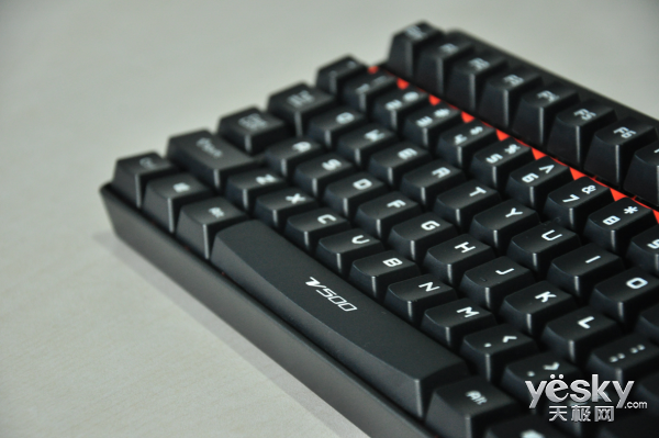199不止是小米V500机械键盘RAPOO黄轴版上市