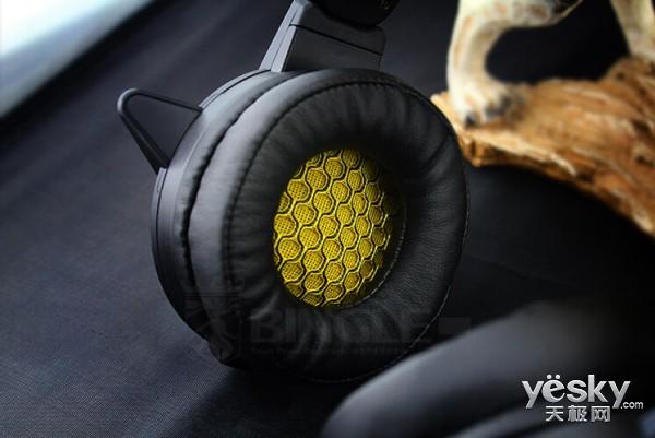 电竞游戏利器 宾果G1巨狼游戏耳机钜惠来袭