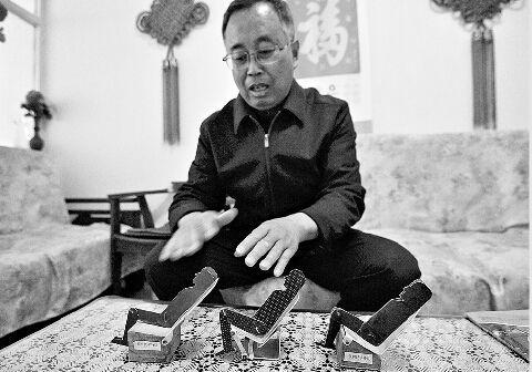 中国民间发明家:国外航空公司侵权