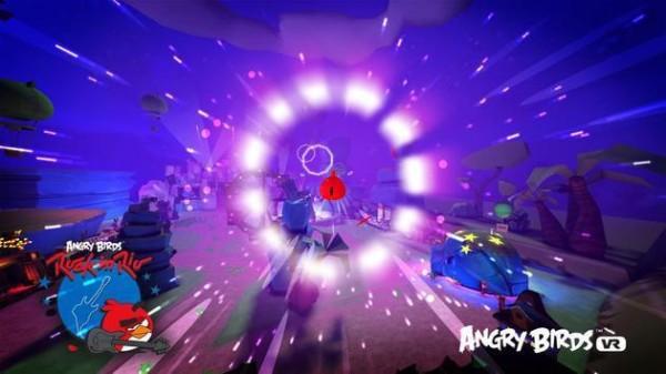Rovio表示将开发《愤怒的小鸟》虚拟现实版