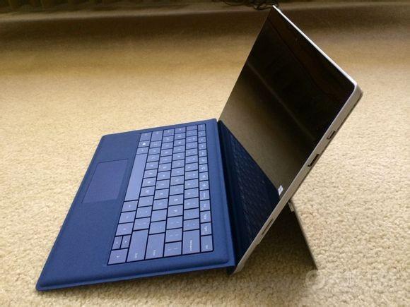 微软Surface Pro 3迎来新固件及HD显卡驱动更新