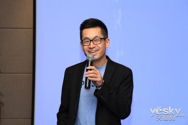 谭瑞忠:HP Helion创新集中于高价值的应用层