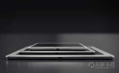 疑似iPad Pro设计图泄露:详细尺寸全曝光