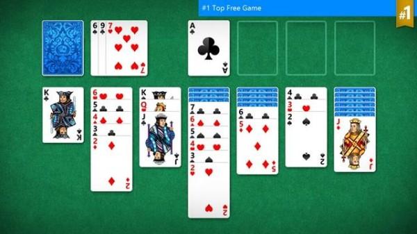 微软办锦标赛纪念<纸牌接龙>游戏诞生25周年