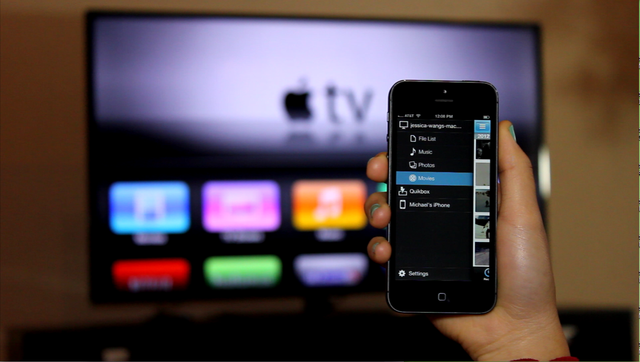 苹果电视机计划被一再搁置 显示屏是短板图片