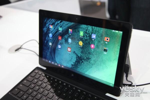Remix OS亮相CES2015 Asia:安卓平板终结者