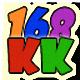 KK168电玩万炮捕鱼棋牌游戏大厅标题图