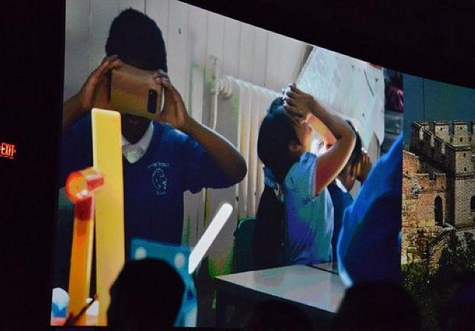 可以DIY的3D虚拟现实眼镜Cardboard