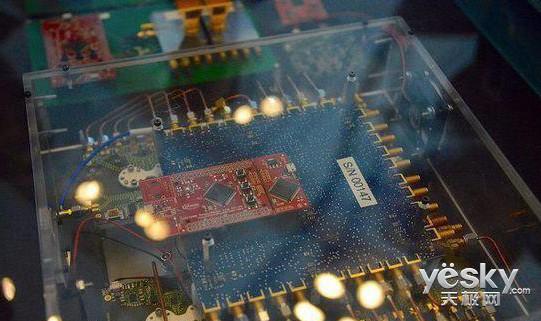 Google I/O2015展示触感织物和微型雷达芯片