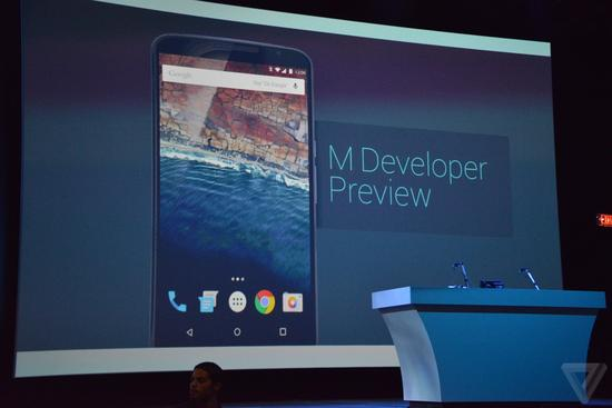 Android M将以改善用户提验为核心