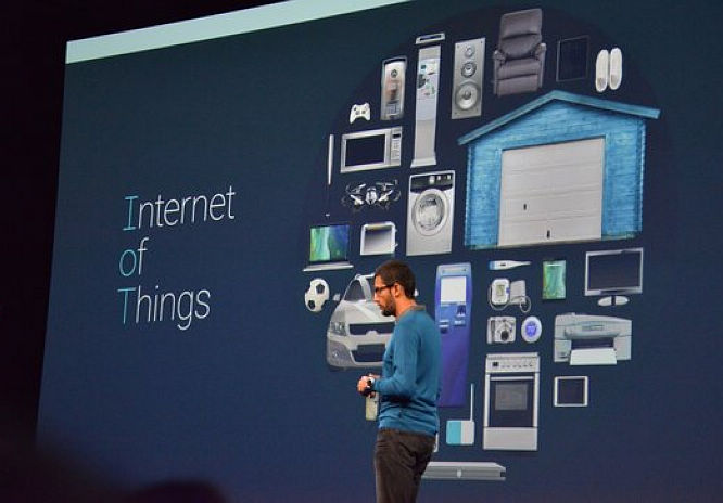 Google正式推出物联网操作系统Brillo