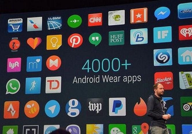智能可穿戴设备平台Android Wear更新